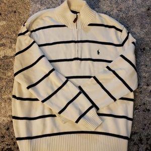 Polo sweater size XXL.